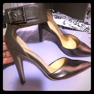 Dark gray/Pewter High Heels
